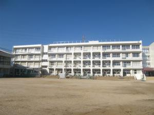 土浦第二中学校校舎棟耐震補強及び大規模改造建築工事
